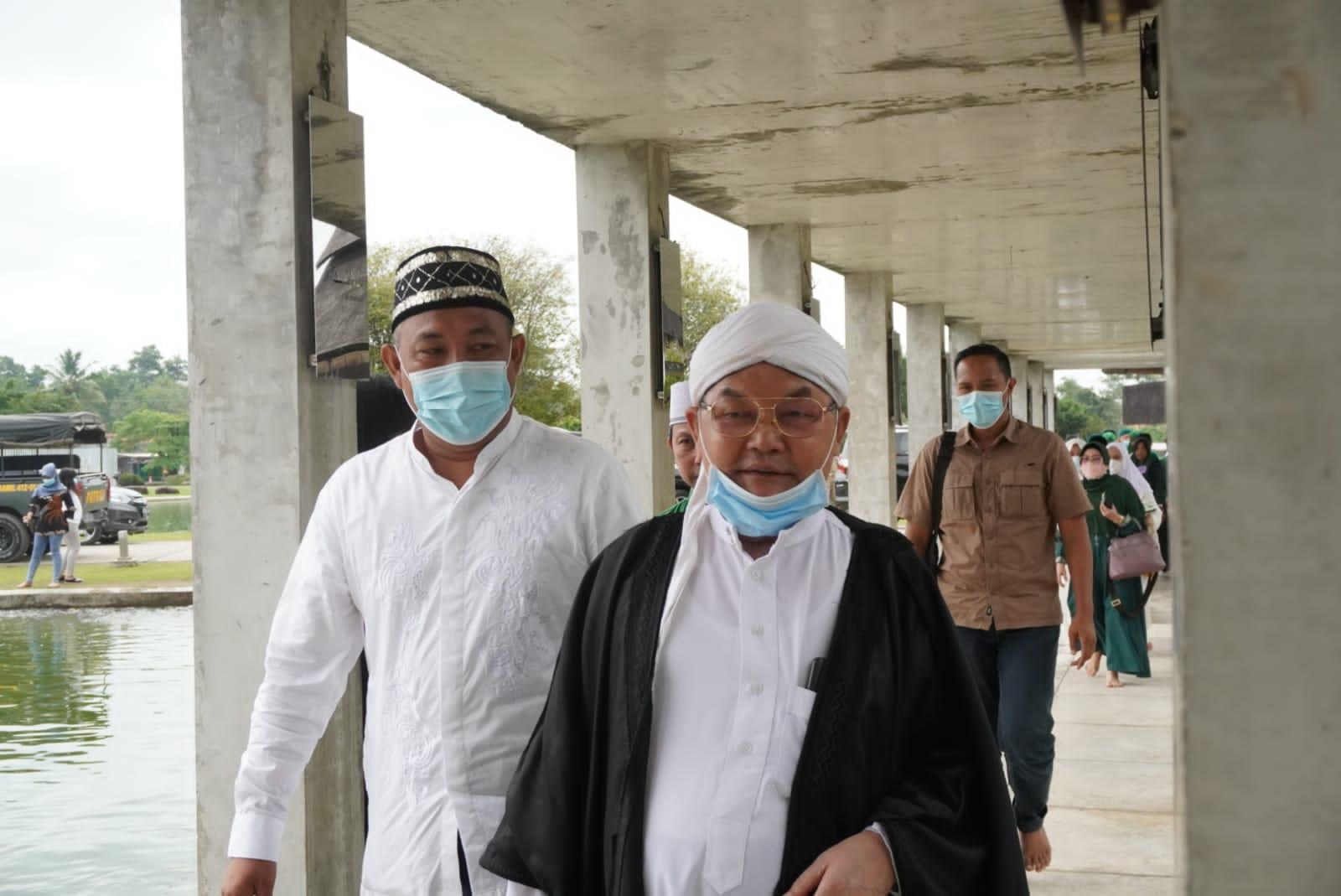 Doa Bersama Warnai HUT Kabupaten Tubaba Ke-12 Tahun