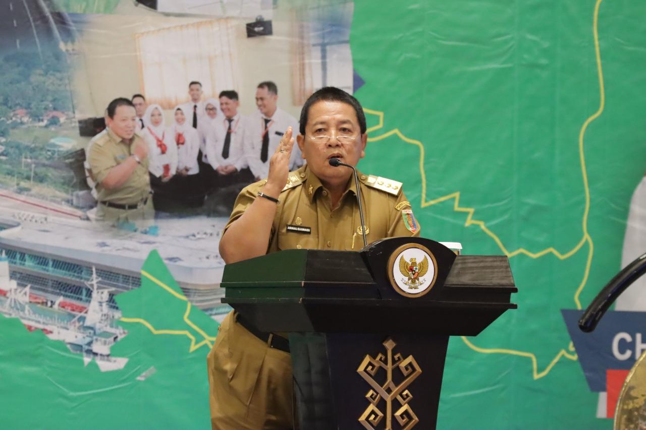 Gubernur Arinal Buka Musrenbang Provinsi Lampung Tahun 2021
