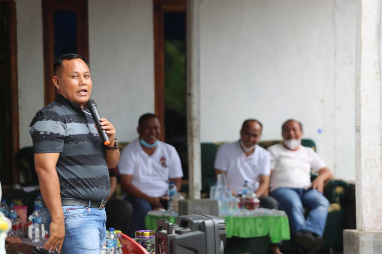 Jelang Pilkades, Nanang Ermanto : Maju Mundurnya Desa Tergantung Pemimpinnya