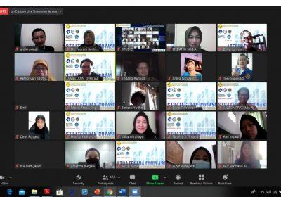 Dekan FEB Darmajaya Jadi Pembicara Semnas Universitas Pamulang