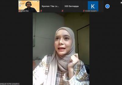 Kuliah Sambil Kerja Seperti Selebgram Lampung ini, Why Not?