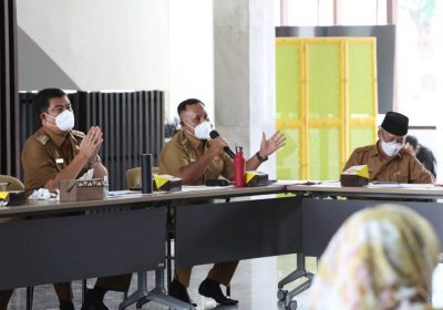 Nanang Sampaikan Kondisi Terkini Penanganan Covid-19 di Lamsel